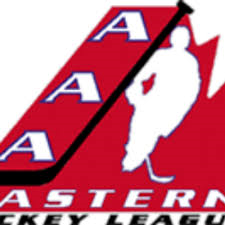 Logo for ETA Eastern AAA Hockey League